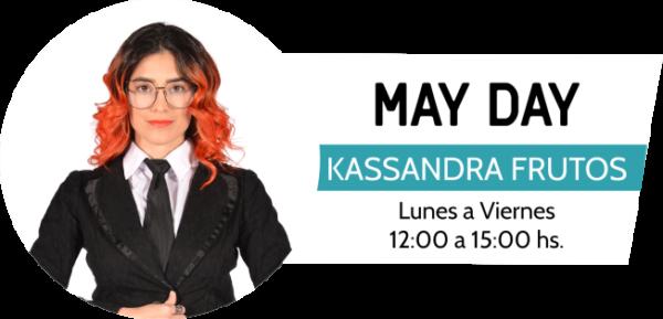 May Day programa de la radio Urbana de la República del Paraguay.
