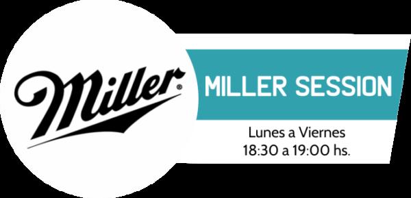 MillerSession programa de la radio Urbana de la República del Paraguay.