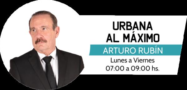 Urbana al Máximo programa de la radio Urbana de la República del Paraguay.