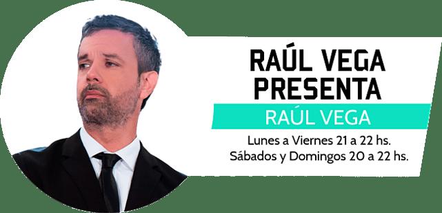 Raúl Vega Presenta