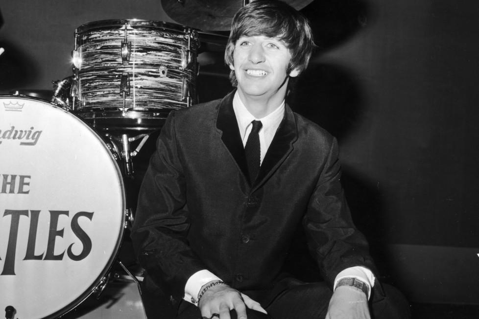 07 de Julio de 1940: Nace Ringo Starr