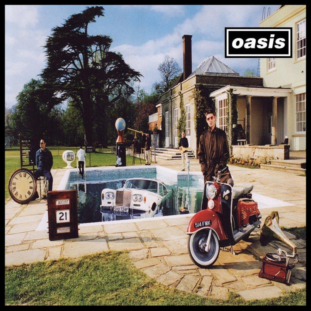"""22 años de """"Be Here Now"""" tercer álbum de Oasis"""
