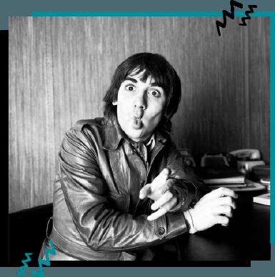 23 de agosto de 1946: Nacía Keith Moon de The Who