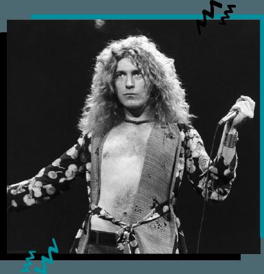 71 años de la voz de Led Zeppelin, Robert Plant