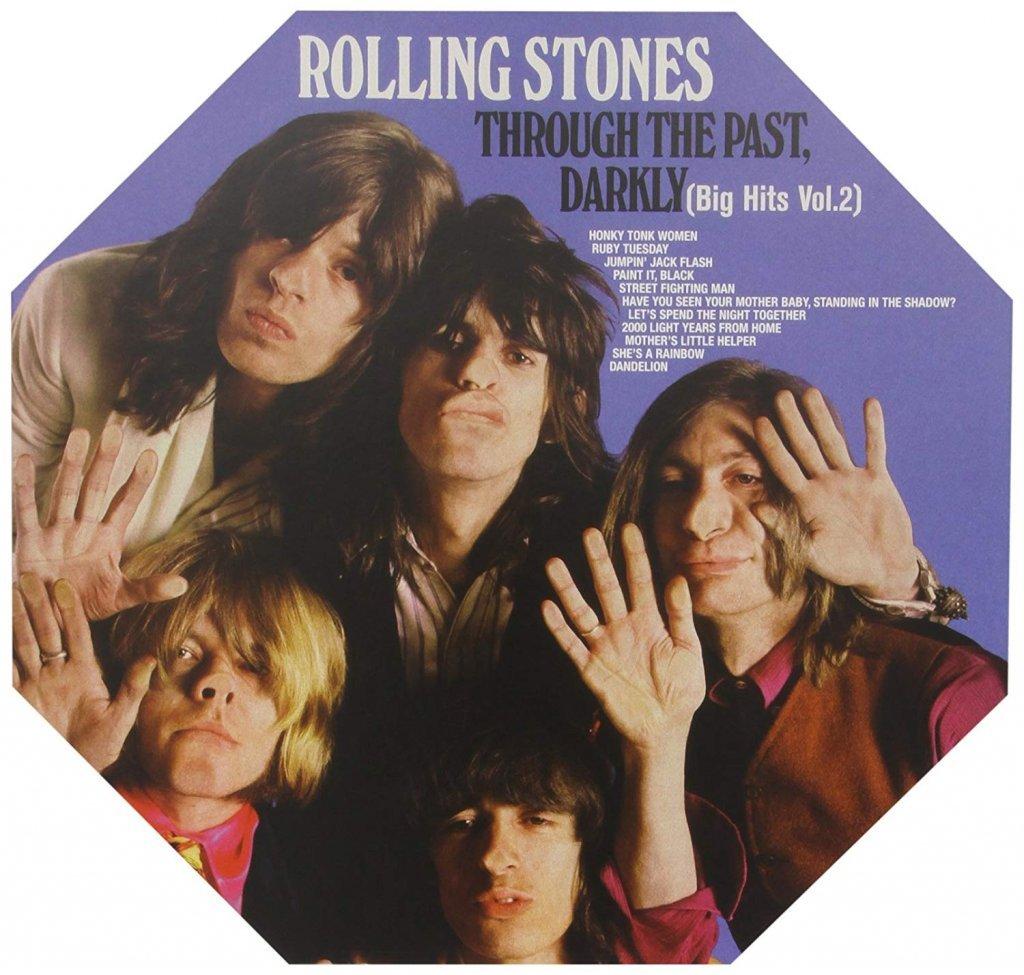 """50 años de """"Through the Past, Darkly (Big Hits Vol. 2)"""" de The Rolling Stones"""