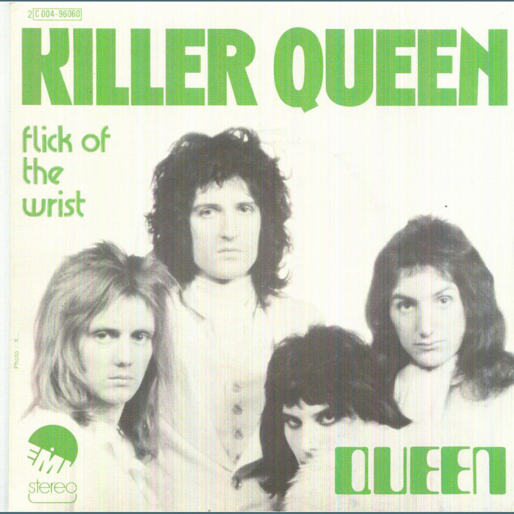 ''Killer Queen'' de Queen cumple 45 años