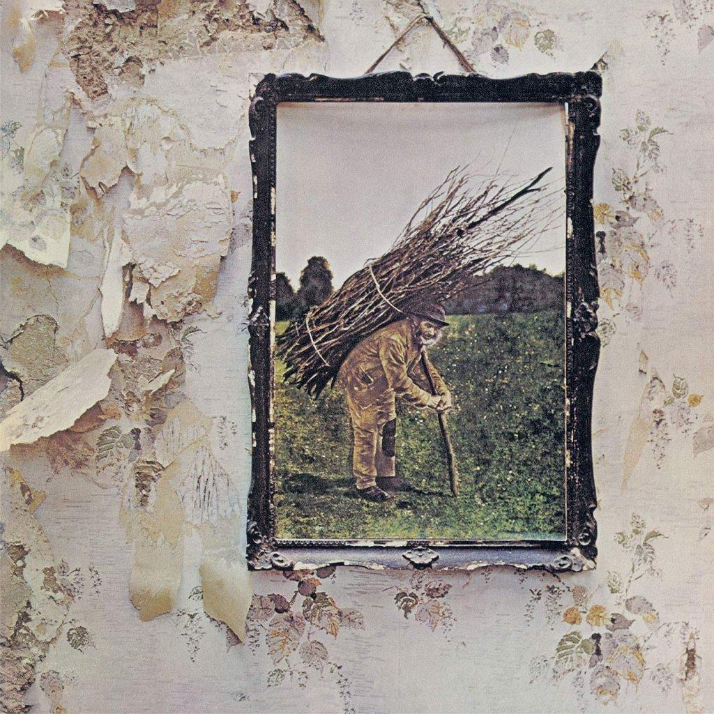 """48 años del lanzamiento de """"Led Zeppelin IV"""""""