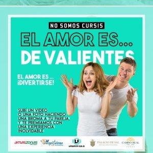 """""""NO SOMOS CURSIS"""": Bases y Condiciones"""