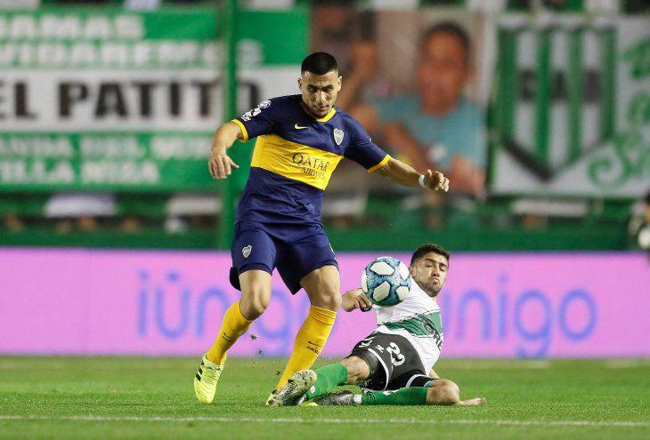 Diego Serrati confirma que Junior Alonso no continuará en Boca Juniors