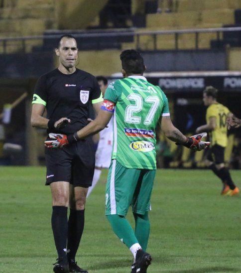 """Horacio Elizondo: """"Fueron incorrectas las determinaciones del árbitro David Ojeda"""""""