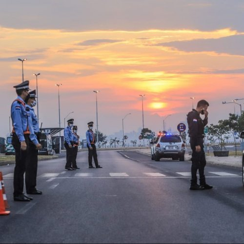 La Policía Nacional aumentará controles para instar a la ciudadanía a evitar la aglomeración