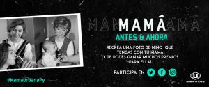 Enteráte cómo participar en #MamáUrbanaPY 2021
